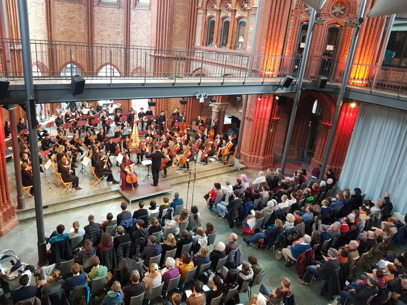 Jugendorchester Charlottenburg
