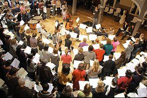 ORATORIO - Mitsingkonzert der Sing-Akademie: Weihnachtsoratorium
