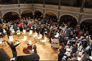 Musikalischer Zirkus - Tag der Offenen Tür der Sing-Akademie zu Berlin