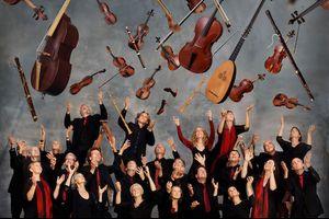 Akamus Herbstfestival: Bach - Concerti für Violine und Oboe