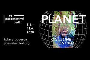 Auftakt zum 21. poesiefestival berlin 2020 online