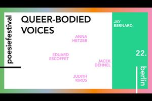 QUEER-BODIED VOICES
