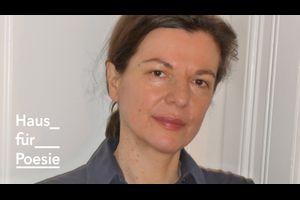 Porträt der Dichterin Margret Kreidl