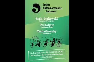 Konzert des Jungen Sinfonieorchesters Hannover